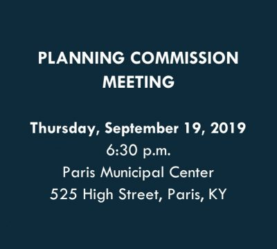 Bourbon County Planning Commission Thumbnail
